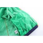Umkaumka® Wind and water resistant soft-shell jacket