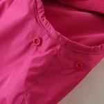 umkaumka Waterproof Trousers Boys and Girls Rain Pants Fleece Lined Bib Overalls 12 Months-8 Years