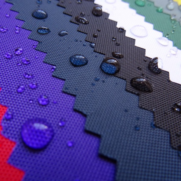 How waterproof fabrics are constructed